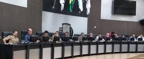 A audiência pública sobre segurança rural foi em Campo Mourão, mas os elogios ficaram paraUbiratã.