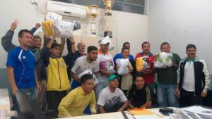 NO CLAUDINÃO:Torneio Início da 1ª Ubiratã Veteranos Futebol Cup será realizado neste final de semana
