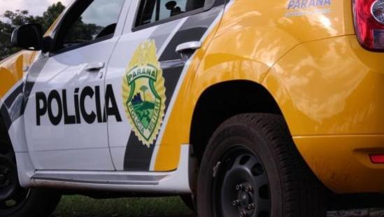 Assaltantes rendem família e roubam caminhonete S10-LT em Ubiratã neste domingo, 25