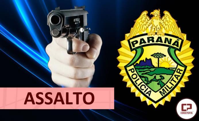 Quatro bandidos encapuzados e armados assaltam propriedade rural de Juranda