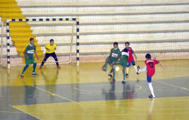 Fase Municipal dos Jogos Escolares do Paraná começa segunda-feira, 03