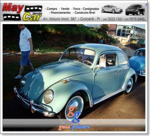 2ª Exposição Anual de Carros Antigos Campo Mourão-Pr