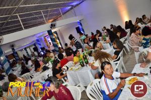 Encontro do PSDB Mulher reúne cerca de 150 participantes em Campo Mourão