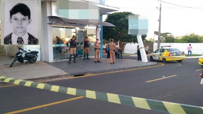 Dono de farmácia é morto por homem surtado no Jardim Atlântico em Cianorte