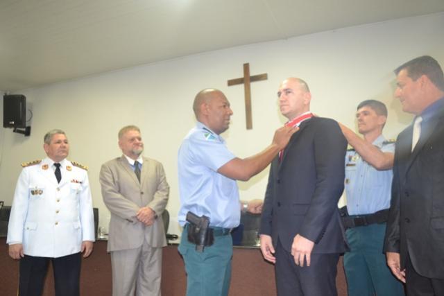 Ministro Paraguaio é homenageado em Mundo Novo