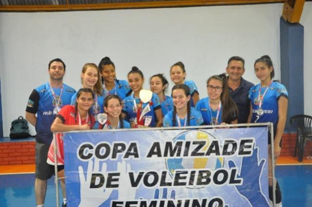 Copa Amizade: Juranda garante segundo lugar na etapa e segue na briga pelo título geral