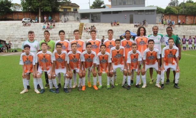 Colégio Paraná conquista classificação inédita à fase final dos JEPS Bom de Bola em Ubiratã