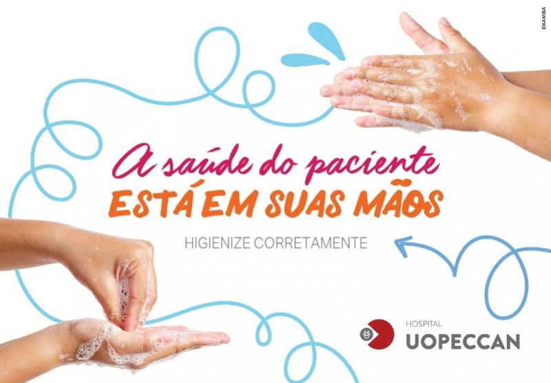 Especialista alerta sobre a importância da higienização das mãos