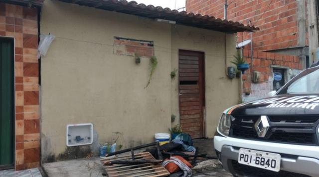 Incêndio atinge residência e mata três crianças no Ceará
