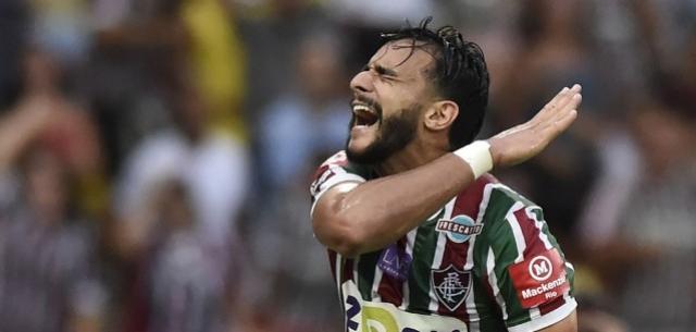Dourado diz estar feliz no Fluminense, mas não descarta saída: Mercado está aberto