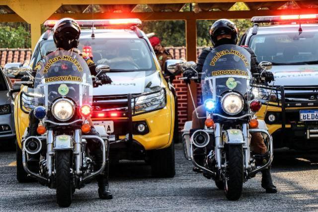 Polícia Rodoviária intensifica fiscalização nas rodovias estaduais no feriado prolongado