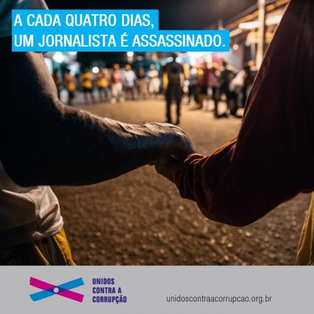 Hoje é Dia Internacional do Fim da Impunidade por Crimes contra Jornalistas