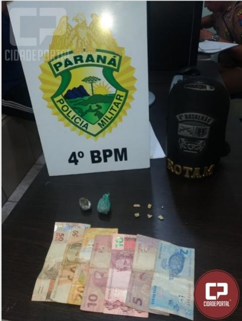 Polícia Militar de Maringá apreende dois menores por ato infracional