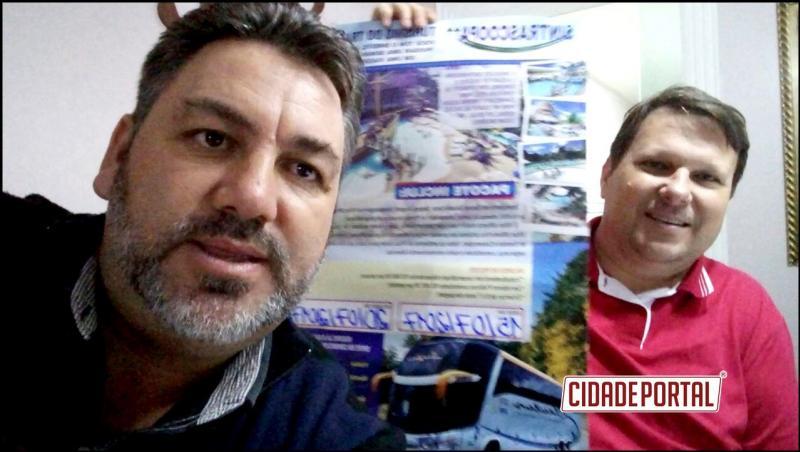 TURISMO DO TRABALHADOR:  Convênio garante a participação  de servidores públicos municipais
