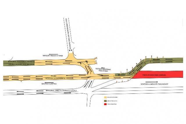 Trânsito na Rodovia dos Minérios será alterado a partir de terça-feira, 12