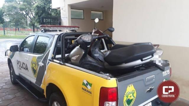 Polícia Militar da 3ª CIPM recupera duas motonetas subtraídas em Loanda