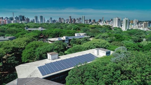 UEL e UEM estão entre as universidades mais sustentáveis do mundo