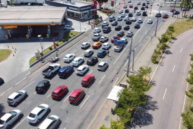 Paraná é o primeiro estado a aderir ao plano nacional que busca reduzir mortes no trânsito