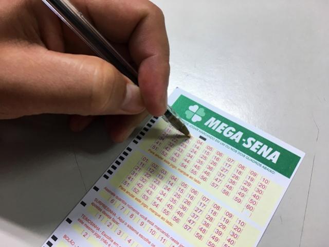 Única aposta leva R$ 5,8 milhões na Mega-Sena