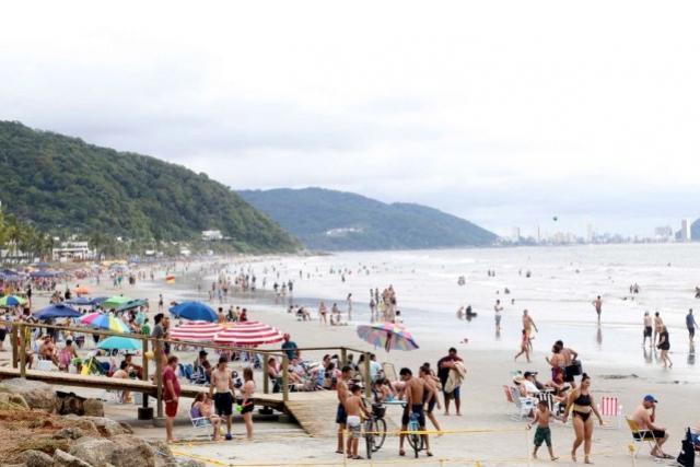 Maioria dos locais tem boa qualidade para banho no Litoral do Paraná