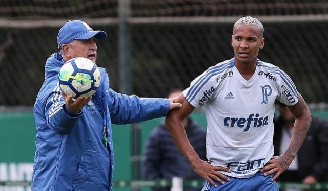 Em três semanas, comissão de Felipão usa mais de 80% do elenco do Palmeiras