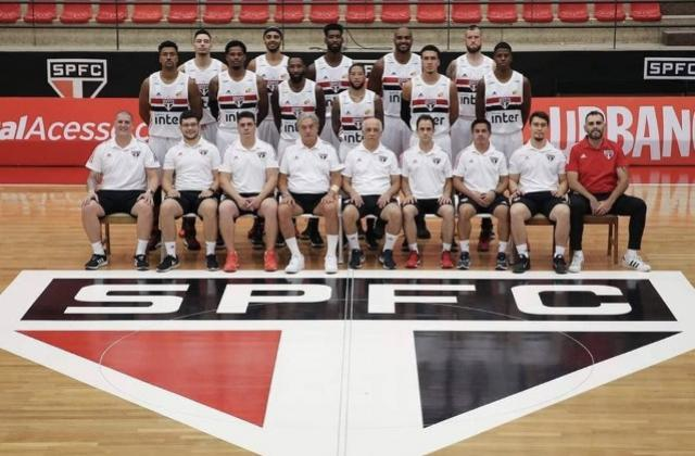 São Paulo massacra o Osasco e vence por 47 pontos de diferença no Paulista de basquete