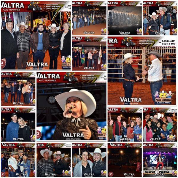 Fotos do 26º aniversário da cidade de Farol deste sábado, 22