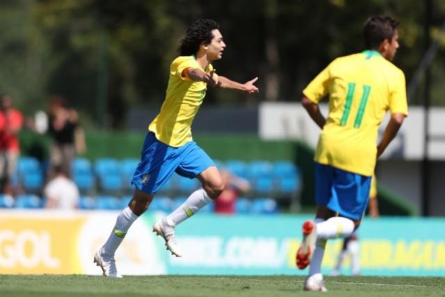 Seleção Sub-15: CBF TV e site do Globo Esporte transmitem ao vivo