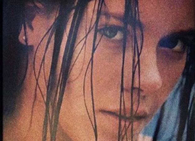 Carolina Dieckmann lembra início da carreira - SAUDADE