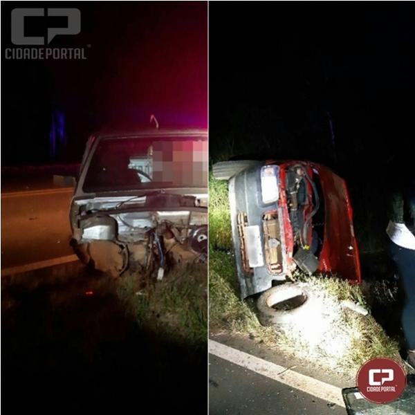 PRF prende condutor por dirigir embreagado em Laranjeiras do Sul/PR
