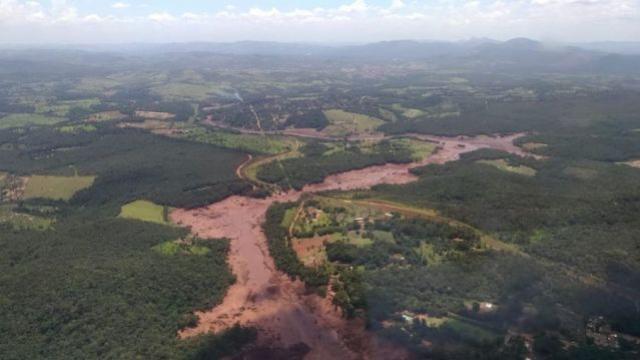 Barragem em Brumadinho: o que se sabe sobre o rompimento até agora