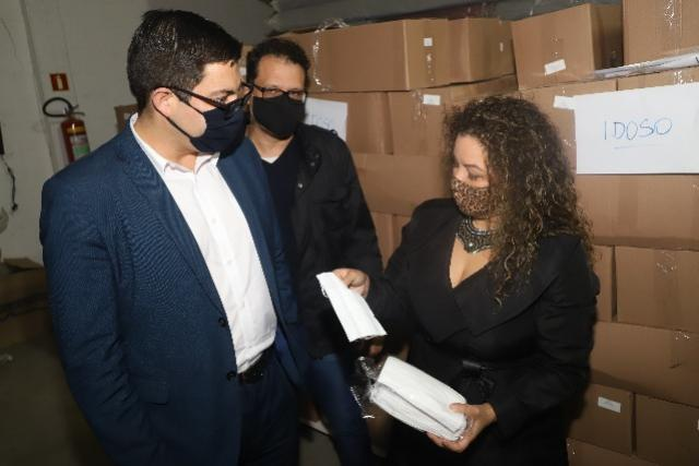 Governo destina um milhão de EPIs a 125 municípios do Paraná