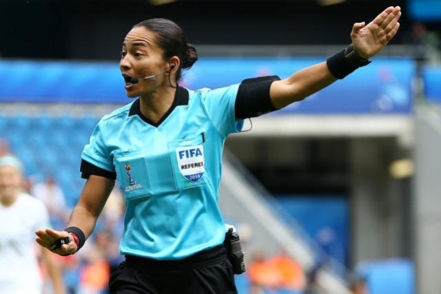 Edina Alves é eleita quarta melhor árbitra do mundo pela IFFHS