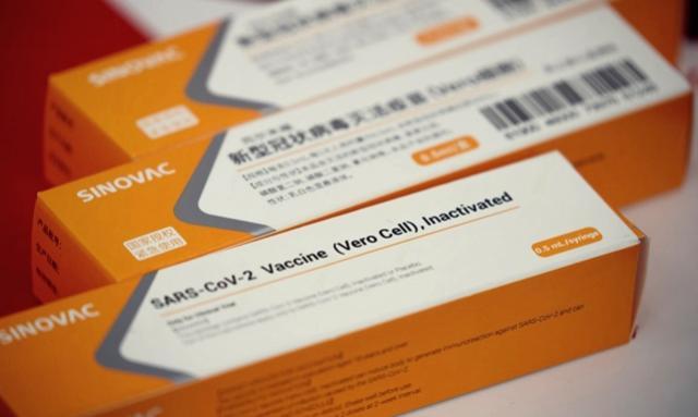 Ministério confirma compra de mais 54 milhões de doses da CoronaVac