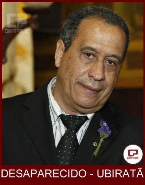 As buscas pelo Sr. Adinaldo serão retomadas nesta segunda-feira, 02 em Ubiratã