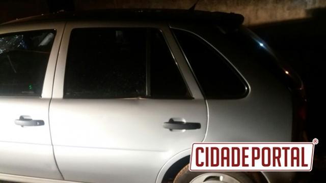 Mulher agride Marido e destrói seu veículo em Juranda