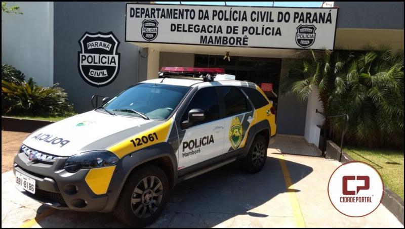 Polícia Militar do destacamento de Mamborê prendem suspeitos de assalto a mão armada em área rural