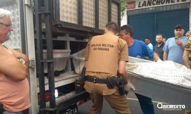 Confirmada a identidade do homem morto a tiros em Umuarama nesta quarta, 18