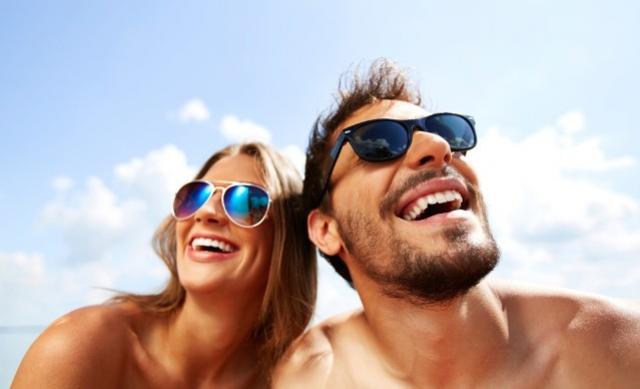 Confira qual a cor das lentes dos óculos de sol ideal