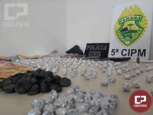 Equipe com 51 Polícias Militares e civis da região deflagram operaçãoNormandia