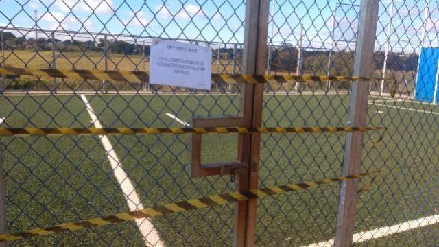 Arenas multi-uso em Campo Mourão estão fechadas para evitar aglomeração
