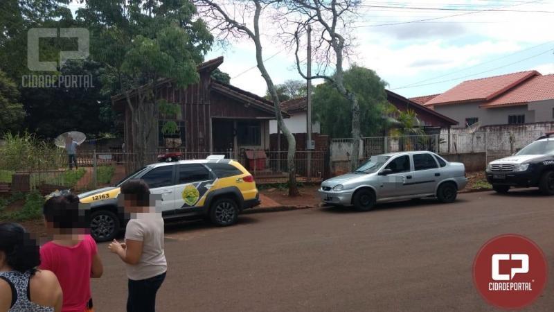Homem de 60 anos é encontrado sem vida no jardim São Paulo em Ubiratã
