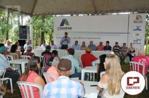 Agricultores familiares de Mato Rico recebem chaves de novas casas
