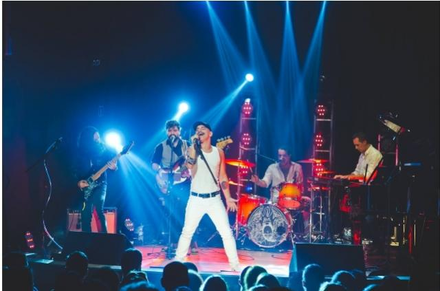 Com tributo ao Queen, banda Cometz promete rock and roll vibrante no Teatro Municipal de Campo Mourão