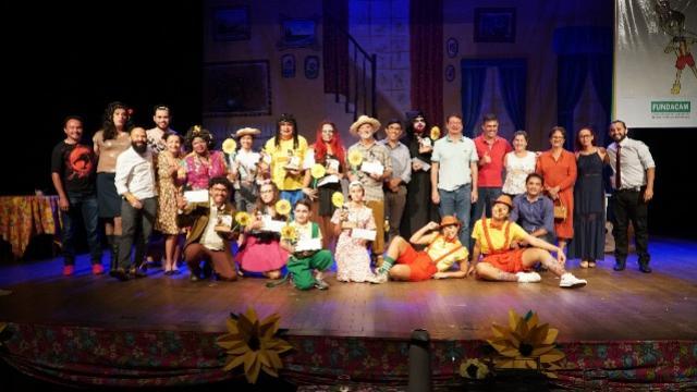 Concurso Pinóquio lotou Teatro e premiou melhores mentirosos