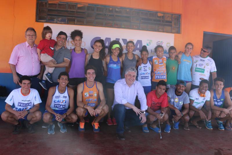 Instituto de Atletismo de Campo Mourão é  fortalecido por Projeto de Lei de Douglas Fabrício
