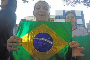 Semana da Pátria foi aberta oficialmente nesta sexta-feira em Campo Mourão