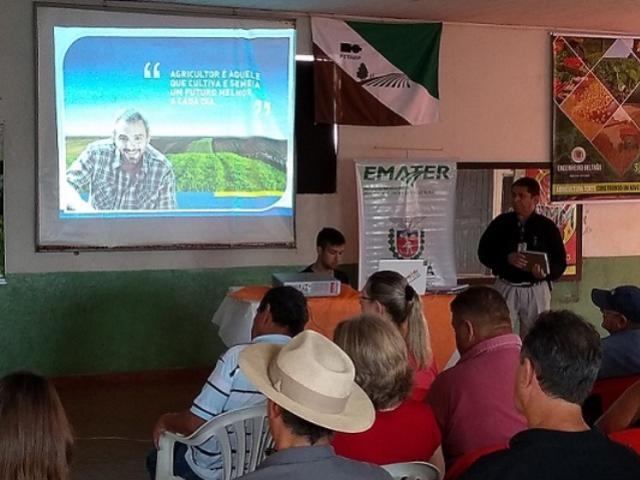 Parceiros promovem encontro sobre geração de renda em Engenheiro Beltrão