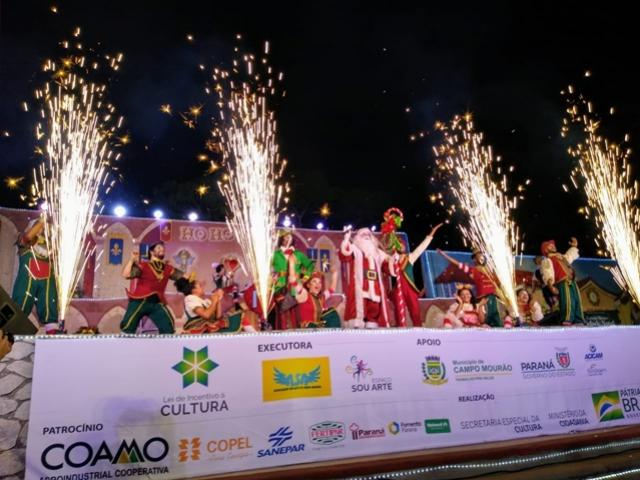 As Três Chaves do Natal ocorrerá nesta segunda, 02, no jardim Lar Paraná