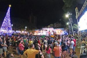 Praça São José recebeu ótimo público na abertura do Cidade Natal 2019